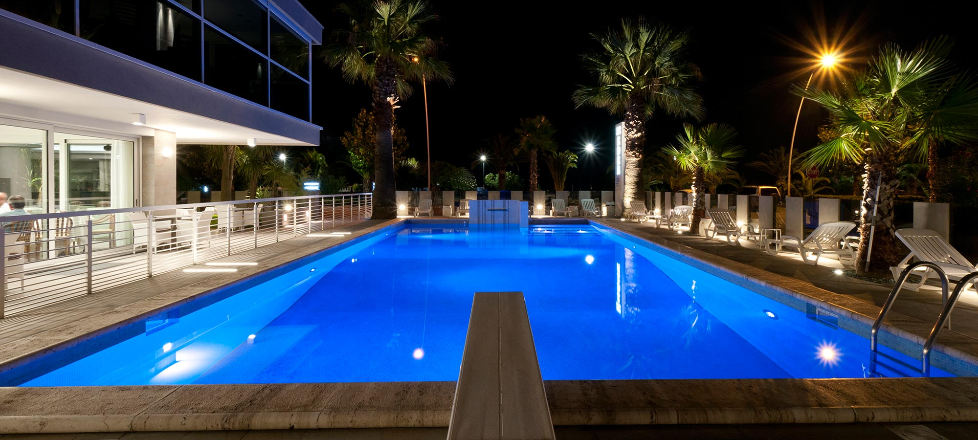 Hotel alba adriatica con piscina hotel eden - Hotel con piscina abruzzo ...